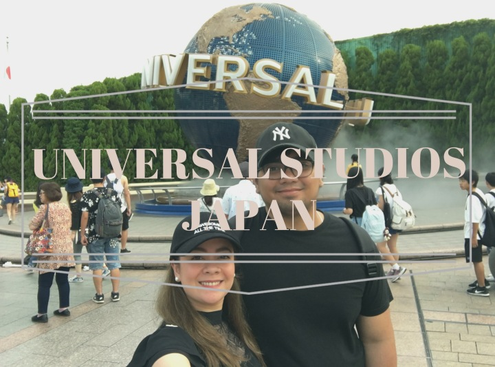 Japan Travel Diary: UniversalStudios